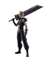 Final Fantasy VII Remake Play Arts Kai akčná figúrka Cloud Strife Version 2 27 cm
