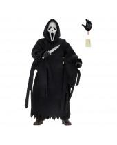 Scream Retro akčná figúrka Ghostface (Updated) 20 cm