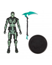 Fortnite akčná figúrka Green Glow Skull Trooper (Glow in the Dark) 18 cm