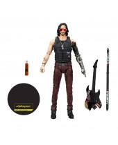 Cyberpunk 2077 akčná figúrka Johnny Silverhand 18 cm