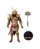 Mortal Kombat akčná figúrka Shao Khan 18 cm