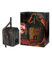 Nightmare on Elm Street Diorama Freddys Furnace 23 cm