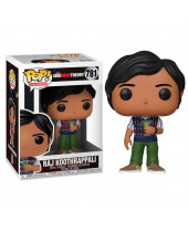 Pop! Television - The Big Bang Theory - Raj Koothrappali