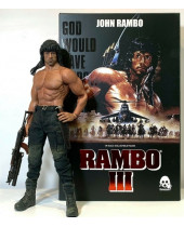 Rambo III akčná figúrka 1/6 John Rambo 30 cm