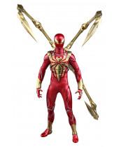 Marvels Spider-Man Video Game Masterpiece akčná figúrka 1/6 Spider-Man (Iron Spider Armor) 30 cm