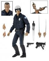 Terminator 2 akčná figúrka Ultimate T-1000 (Motorcycle Cop) 18 cm