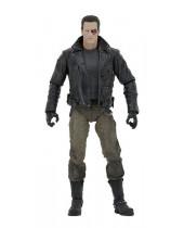 Terminator akčná figúrka Ultimate Police Station Assault T-800 (Motorcycle Jacket) 18 cm