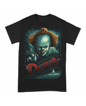 It Chapter Two - Derry Courage To Return (T-Shirt)