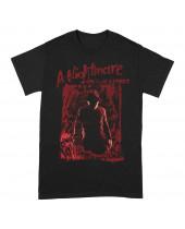 Nightmare On Elm Street - Freddy Silhouette (T-Shirt)