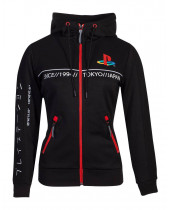 PlayStation mikina Ladies Cut and Sew Tech19