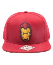 Captain America Civil War Iron Man Snapback