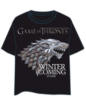Game of Thrones Stark Logo (T-Shirt)