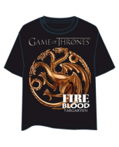 Game of Thrones Targaryen Logo (T-Shirt)