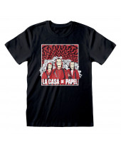 Money Heist - Group Shot (T-Shirt)