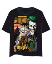 Joker Comic Portrait (T-Shirt)