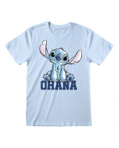 Lilo and Stitch - Pastel Stitch (T-Shirt)