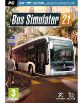 Bus Simulator 21 (Day One Edition) (PC)