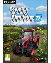 Farming Simulator 22 CZ (PC)