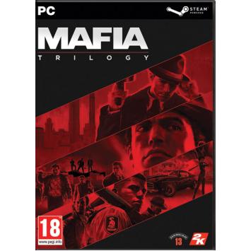 Mafia Trilogy CZ (PC) (DIGITÁLNA DISTRIBÚCIA)