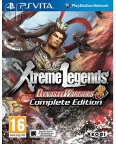 Dynasty Warriors 8 - Xtreme Legends (Complete Edition) (PSV)