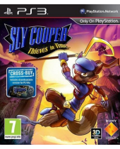 Sly Cooper - Thieves in Time CZ (PS3)