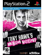 Tony Hawks American Wasteland (PS2)