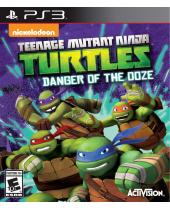 Teenage Mutant Ninja Turtles - Danger of the Ooze (PS3)