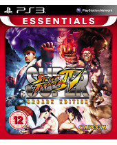 Super Street Fighter 4 (Arcade Edition) (PS3)