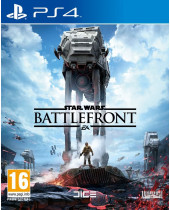 Star Wars - Battlefront (PS4)