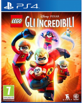 LEGO The Incredibles IT (PS4)