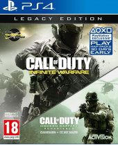 Call of Duty - Infinite Warfare (Legacy Edition) (PS4)