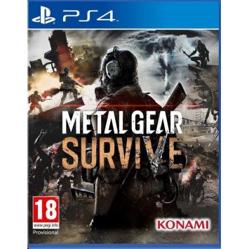 Metal Gear - Survive (PS4)