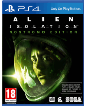 Alien - Isolation (Nostromo Edition) (PS4)