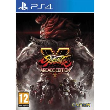 Street Fighter V (Arcade Edition) (PS4)