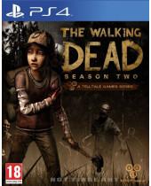 The Walking Dead - Season Two (PS4)