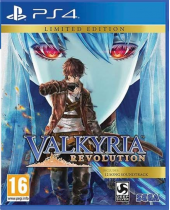 Valkyria Revolution (Limited Edition) (PS4)