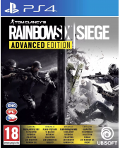 Tom Clancys Rainbow Six - Siege CZ (Advanced Edition) (PS4)