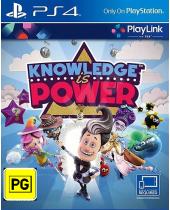 Knowledge is Power EN (PS4)