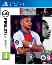 FIFA 21 CZ (Champions Edition) (PS4)