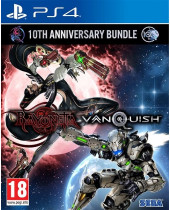 Bayonetta and Vanquish 10th Anniversary Bundle (Launch Edition) (PS4)