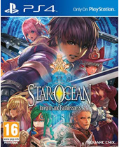 Star Ocean - Integrity And Faithlesness (PS4)