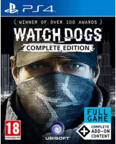 Watch Dogs (Complete Edition) CZ (PS4)