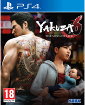 Yakuza 6 - The Song of Life (Essence of Art Edition) (PS4)