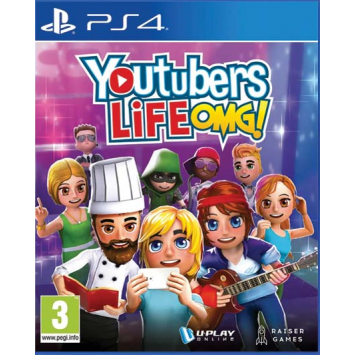 Youtubers Life OMG (PS4)