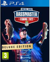 Bassmaster Fishing 2022 (Deluxe Edition) (PS4)
