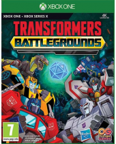 Transformers - Battlegrounds (Xbox One)