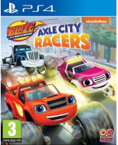 Blaze and the Monster Machines - Axle City Racers (PS4)