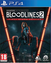 Vampire - The Masquerade - Bloodlines 2 (PS4)