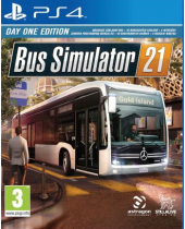 Bus Simulator 21 (Day One Edition) (PS4)