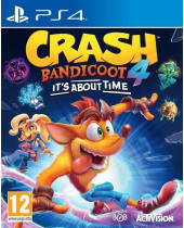 Crash Bandicoot 4 - Its About Time (PS4)